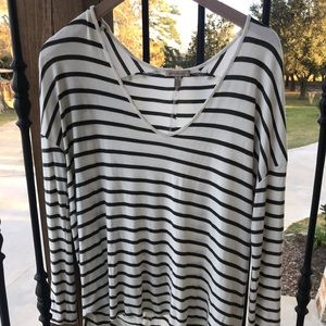 Anthropologie thermal tunic